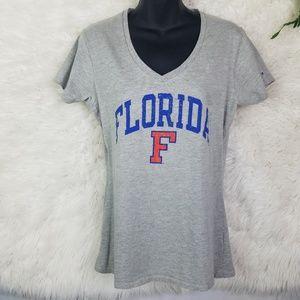 University of Florida Gators V-Neck T-shirt